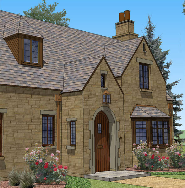 New South Classics Half Penny Cottage