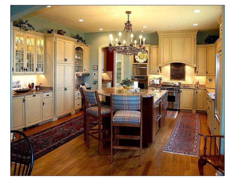 Mountain Homes Southern Style Magazine Annual Kitchen Award Winner