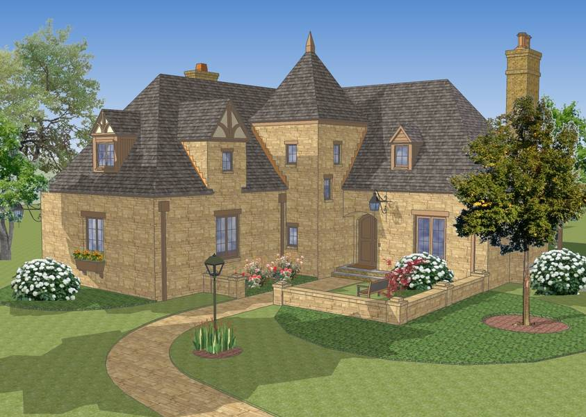 new south classics  old rectory cottage