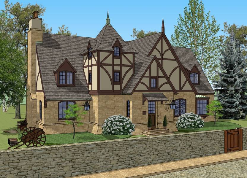 new south classics  millstone cottage  new