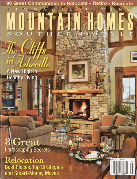 Home And Living Magazine south classics mountain living classics