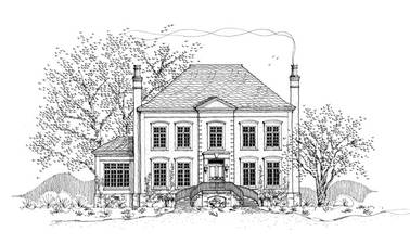 Ma Maison French Country House Plan