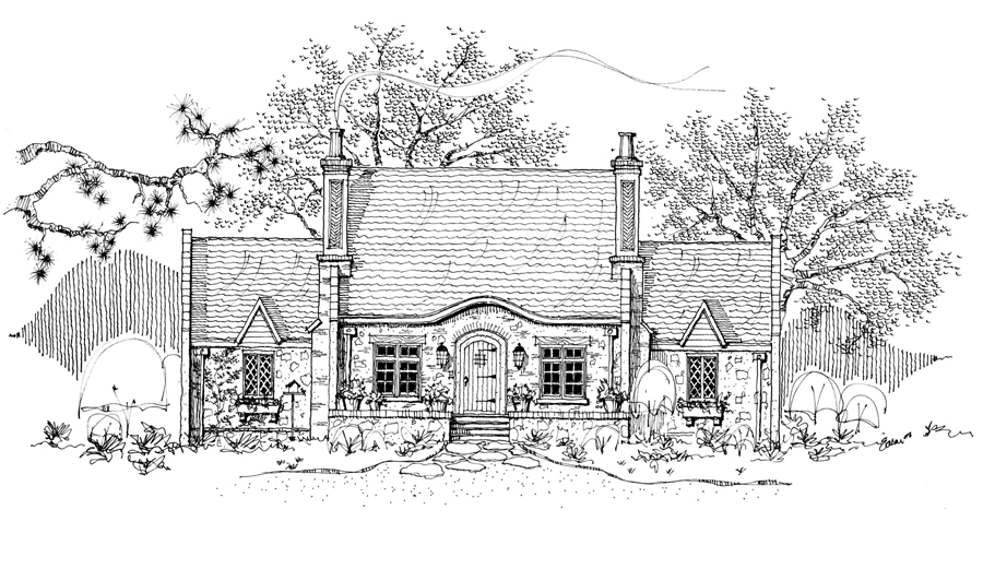 new south classics  wherwell cottage